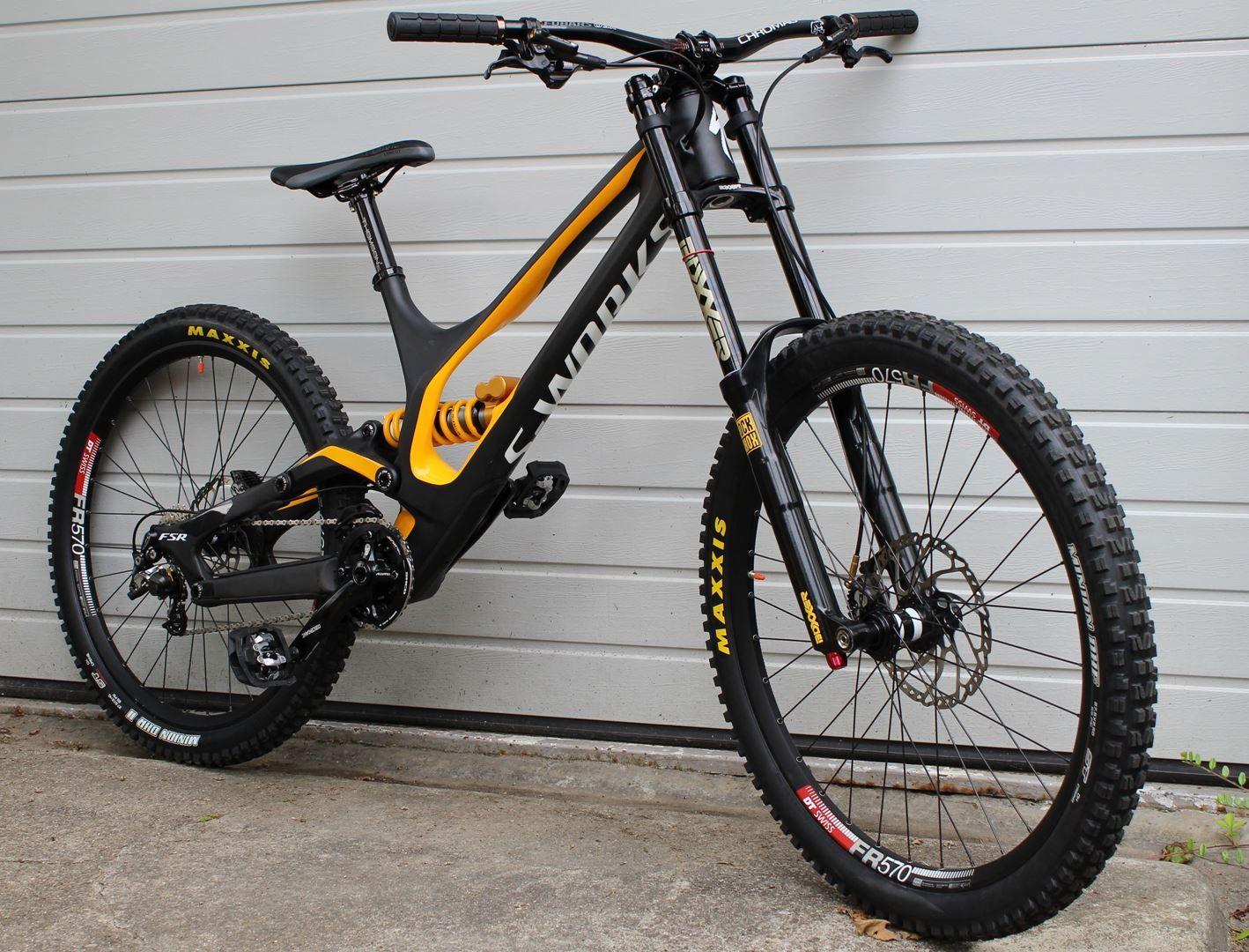 Specialized Demo S Works 2015 2015 Bike Gallery Traildevils