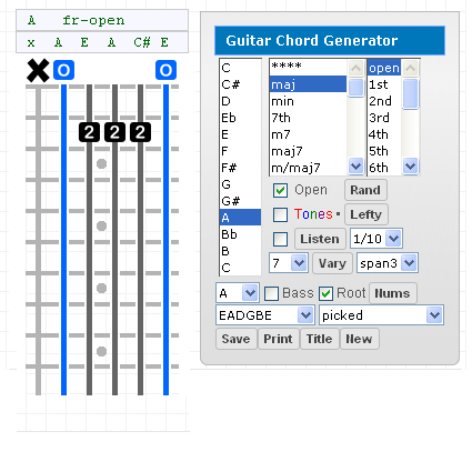 This is the one you are looking for, Powerful Guitar Chord Programs ...