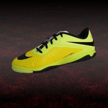 Nike Mercurial X Finale II IC Herren Hallenschuh neon
