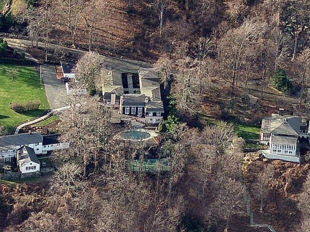 Al Pacino Palisades Ny Usa Rockland County Spring Valley Palisades