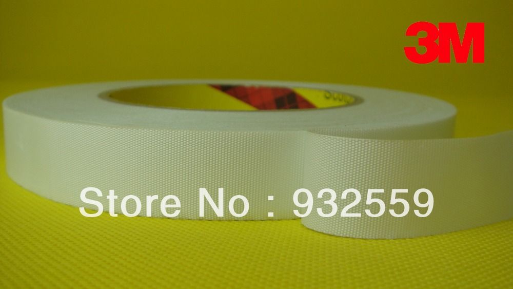 3M 79 glass cloth electrical insulation tape, white