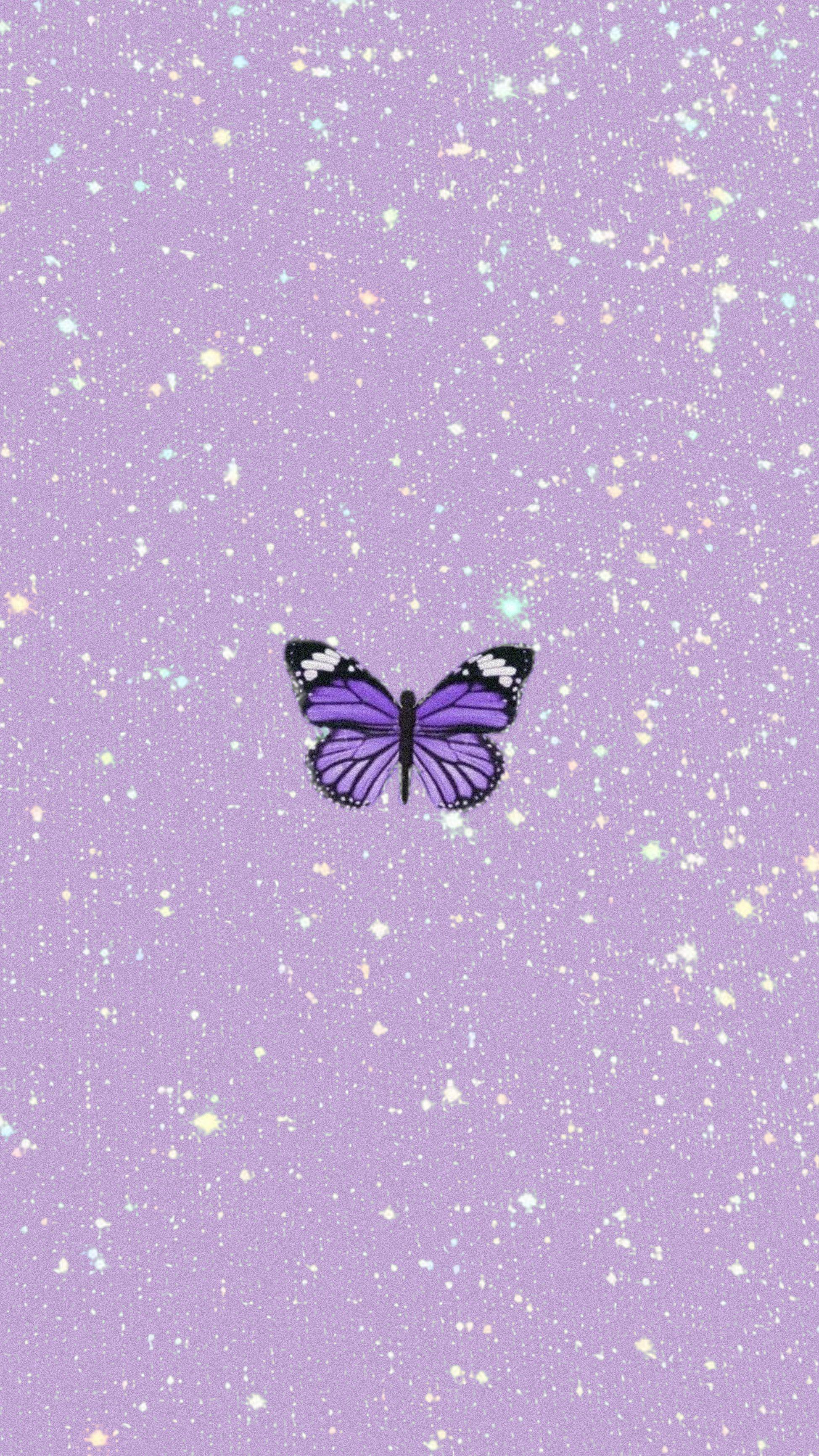 Aesthetic Pic Aesthetic Iphone Wallpaper Purple Wallpaper Iphone Butterfly Wallpaper Iphone