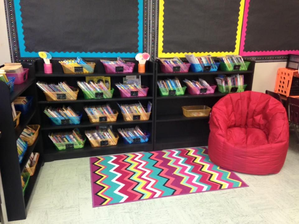 Classroom Theme Ideas For 3rd Grade ~ Chalkboard and neon classroom theme rd grade