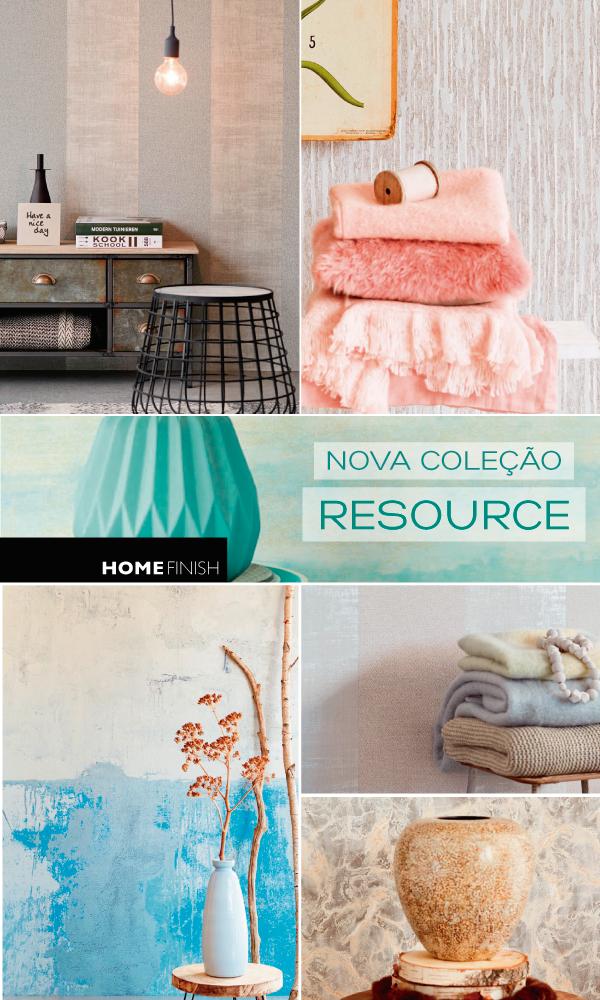 Com Resource, você pode criar o cenário perfeito para seu estilo de vida industrial pessoal.