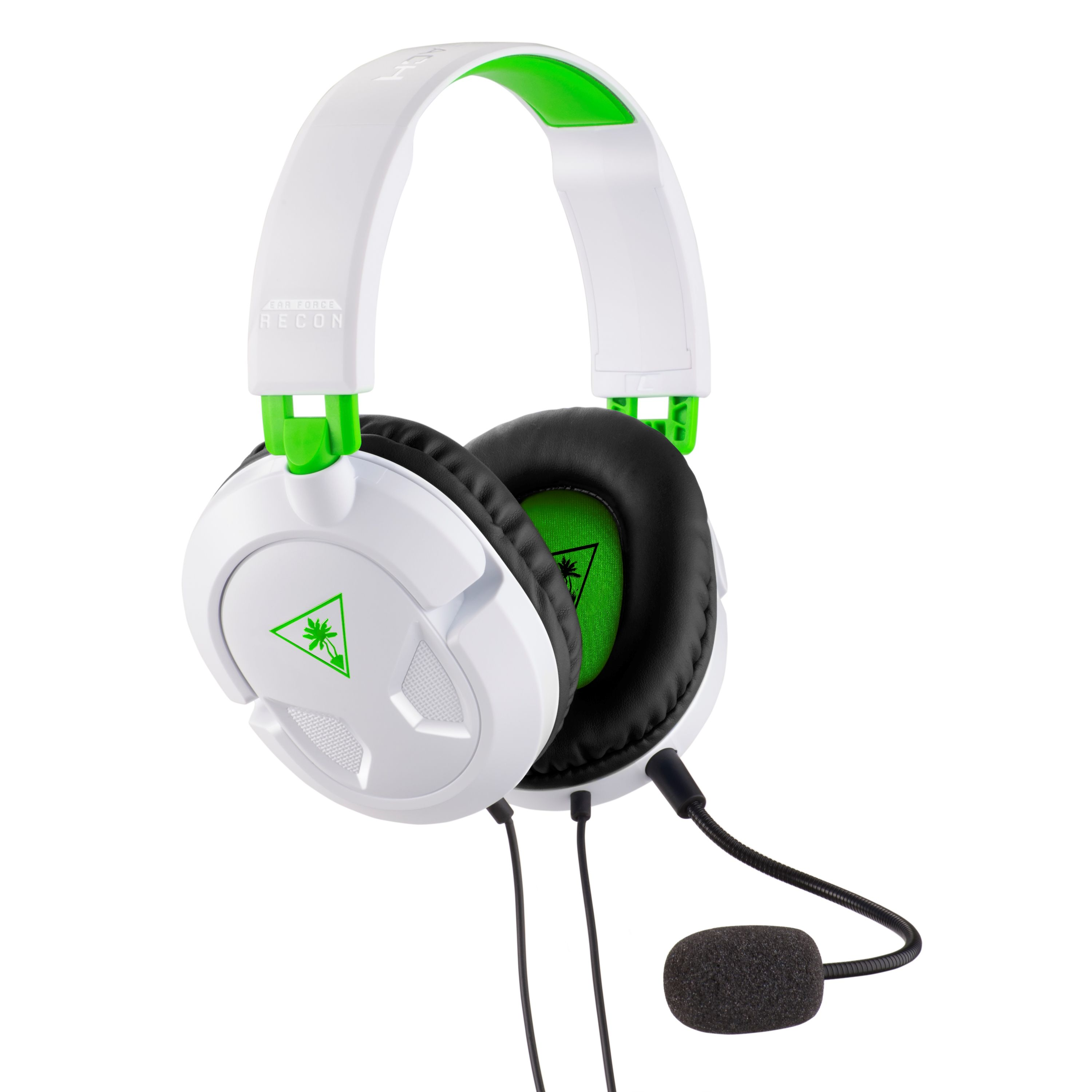 Turtle Beach Recon 50x Gaming Headset For Xbox One Ps4 Pc Mobile White Gaming Recon Turtle Best Gaming Headset Turtle Beach Gaming Headset