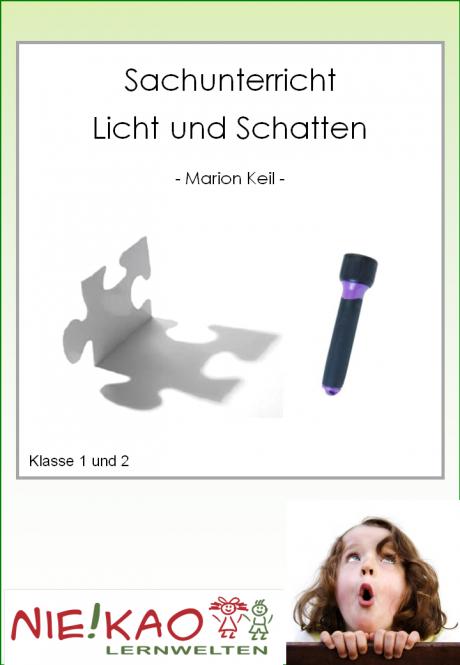 Sachunterricht - Licht und Schatten | Sachunterricht | Pinterest ...