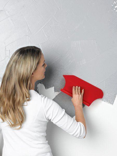 Spachtelmasse Für Betonwände schöner wohnen anleitung betonwand diy furnishings
