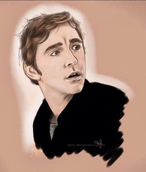 Lee Pace by murrl.