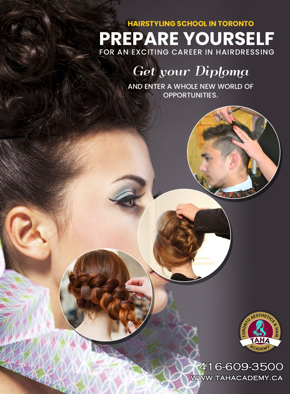 Hairstyling School In Toronto Hair Styles Hairdresser Toronto