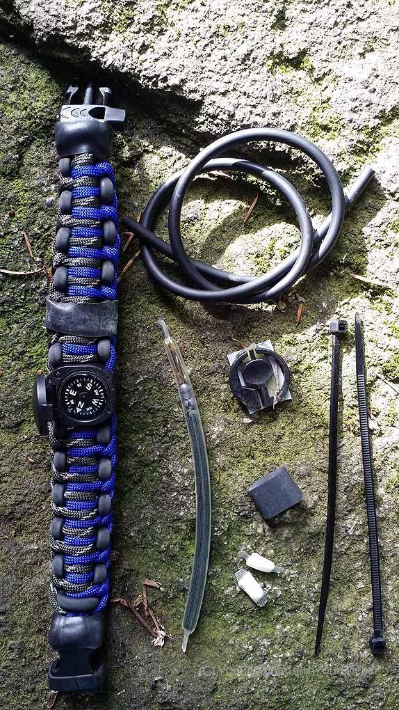 The Wazoo Survival Gear Adventure Bracelet Review Survival Gear