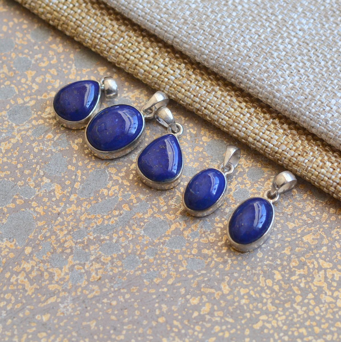 Small lapis lazuli sterling silver pendants lapis pendants nepal small lapis lazuli sterling silver pendants lapis pendants nepal lapis pendantsdark blue mozeypictures Images