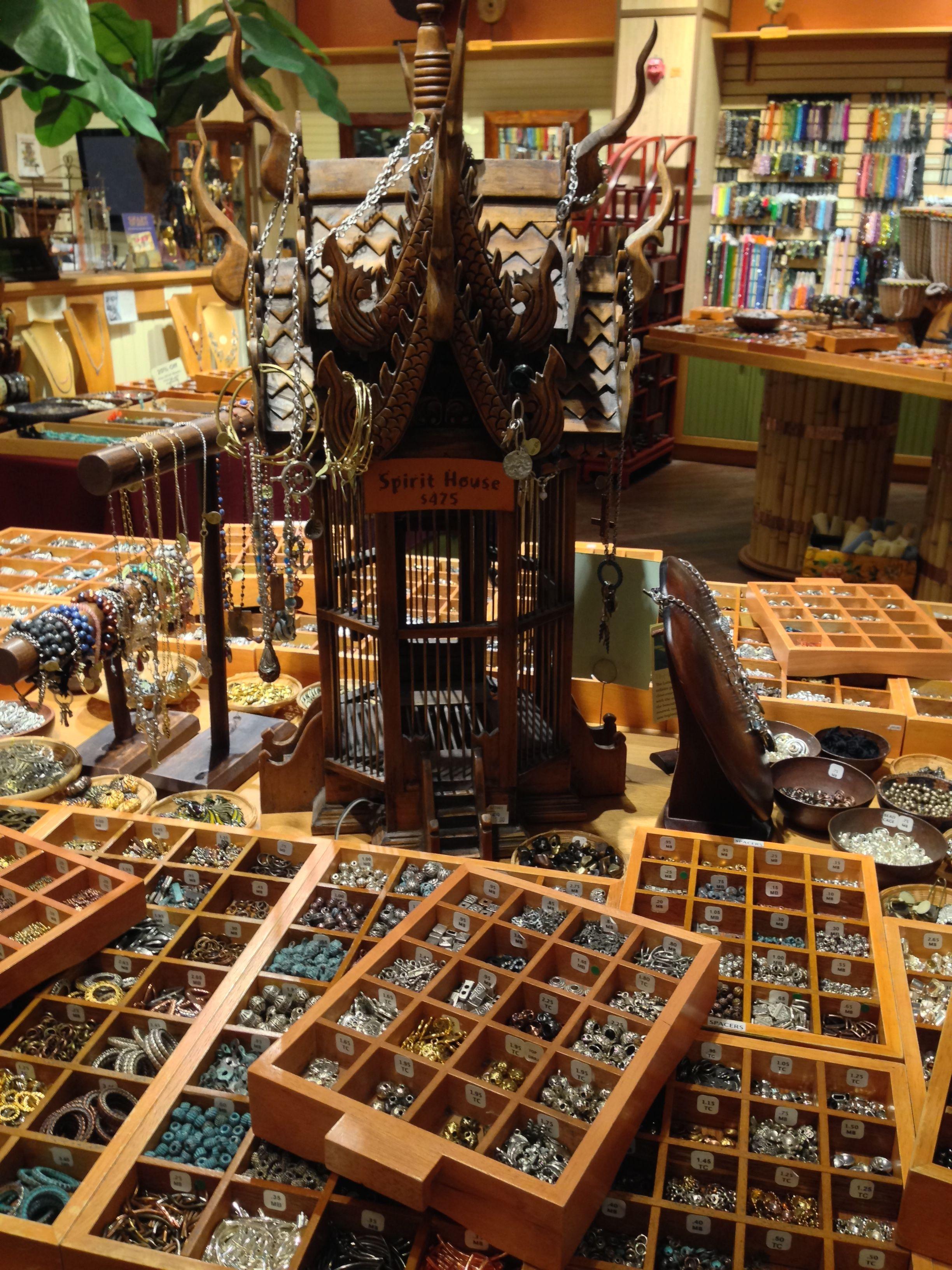 The wonderful Lotus Bead Store in Mall of America. Bloomington, MN ...
