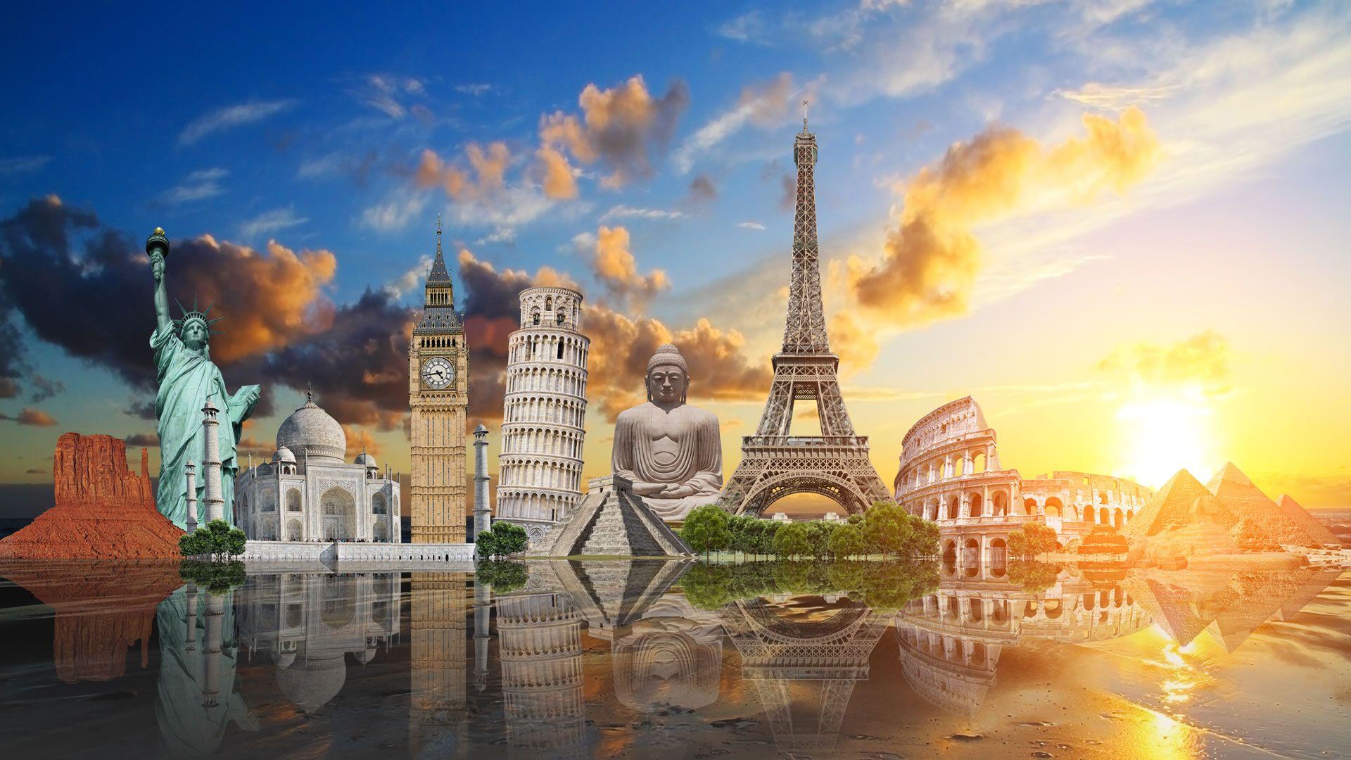 Principales destinos tur sticos en europa lo mejor de for Destinos turisticos espana