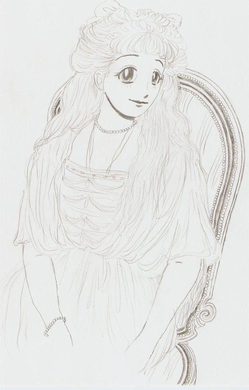 Anastasia, 1914 Anime.... by I-TsarevichAlexei13 on DeviantArt