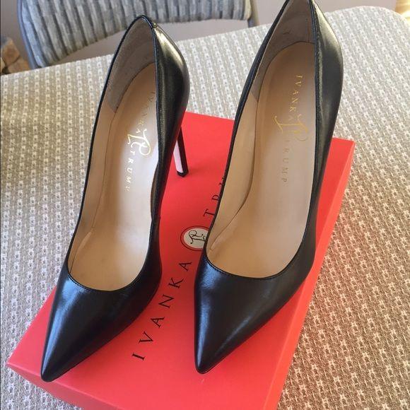 Ivanka Trump black pumps. Ivanka Trump Shoes3 Inch ...