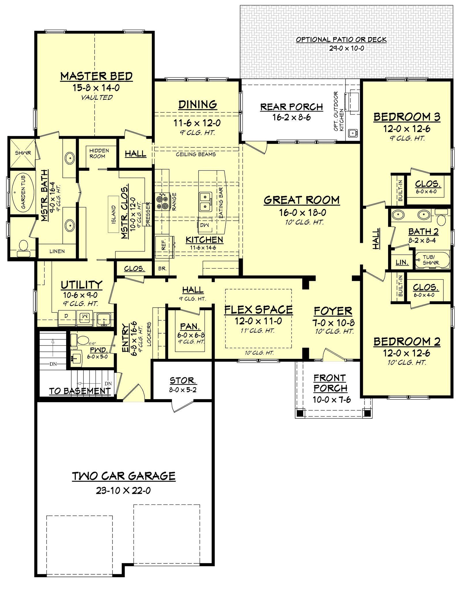 shower cubicles plan. This Craftsman Style House Plan Has An Amazing Floor Plan. The Private Master Suite Offers. Glass Shower EnclosuresCraftsman Cubicles