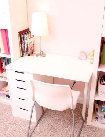 Ikea Kids Desk With Images Ikea Kids Desk Desks For Small Spaces Ikea Desk