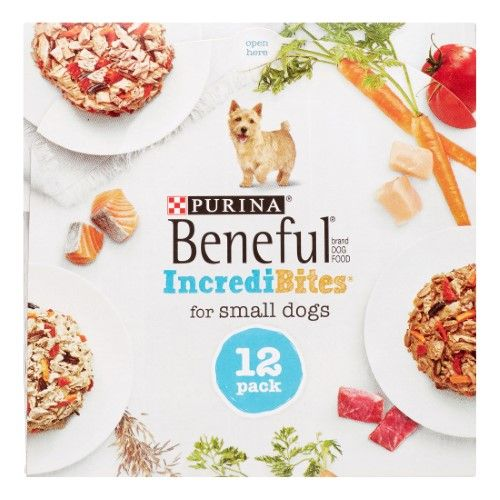 Purina Beneful Incredibites Variety Pack Wet Dog Food 3 Oz