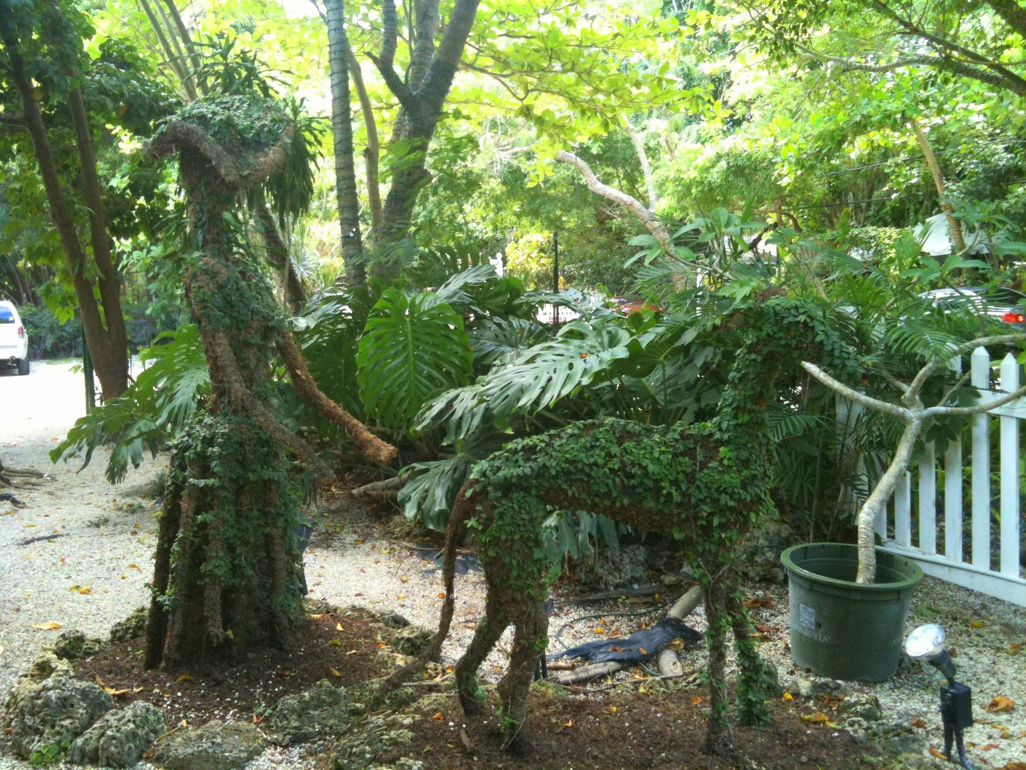 Topiary Garden Design Ideas Part - 42: Explore Backyard Landscape Design And More!