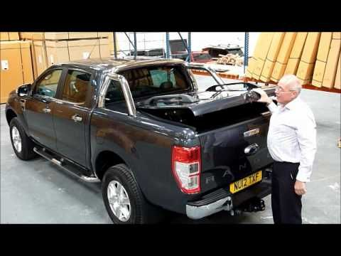 Ford Ranger Pickup Accessories Covers And Hardtop Canopies Pegasus