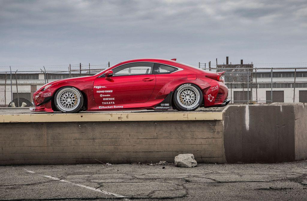 2015 Lexus RC 350 F SPORT by Gordon Ting/ Beyond Marketing