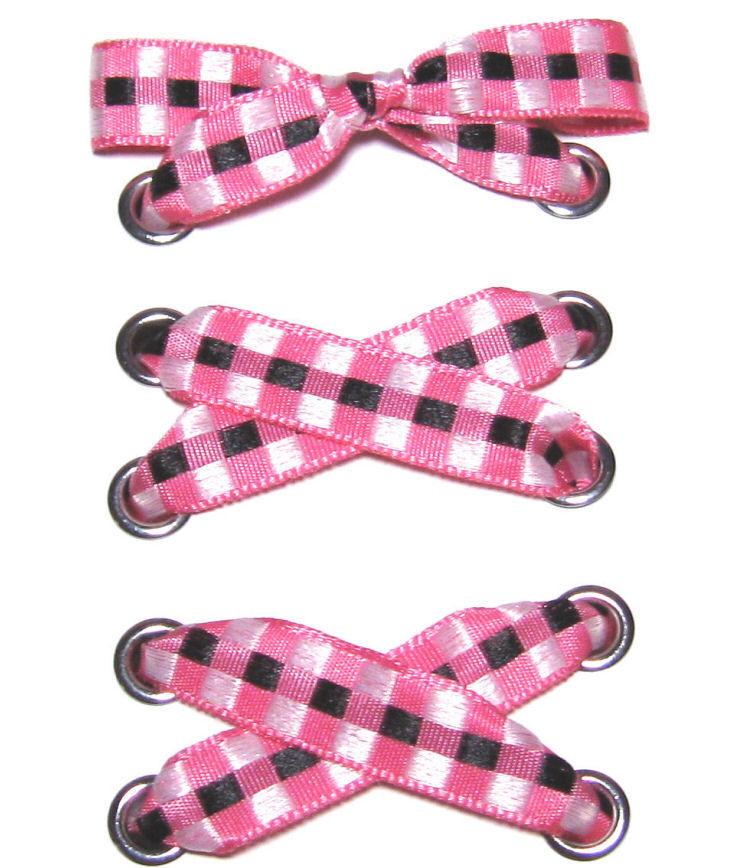 Custom shoelaces, Shoe laces, Plaid ribbon
