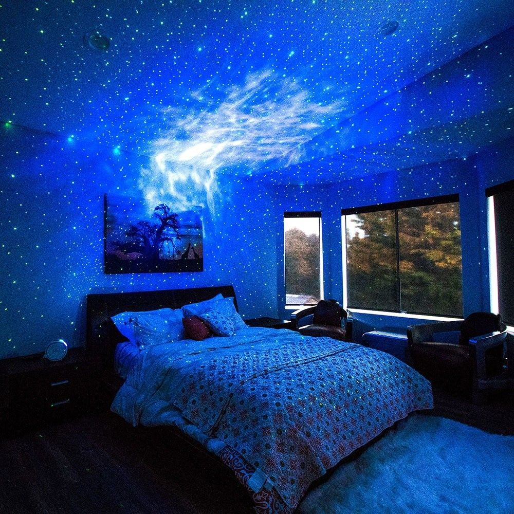 7 Insanely Cool Led Light Setups For Music Studios We Love 7 Bedroom Design Bedroom Layouts Bedroom Themes