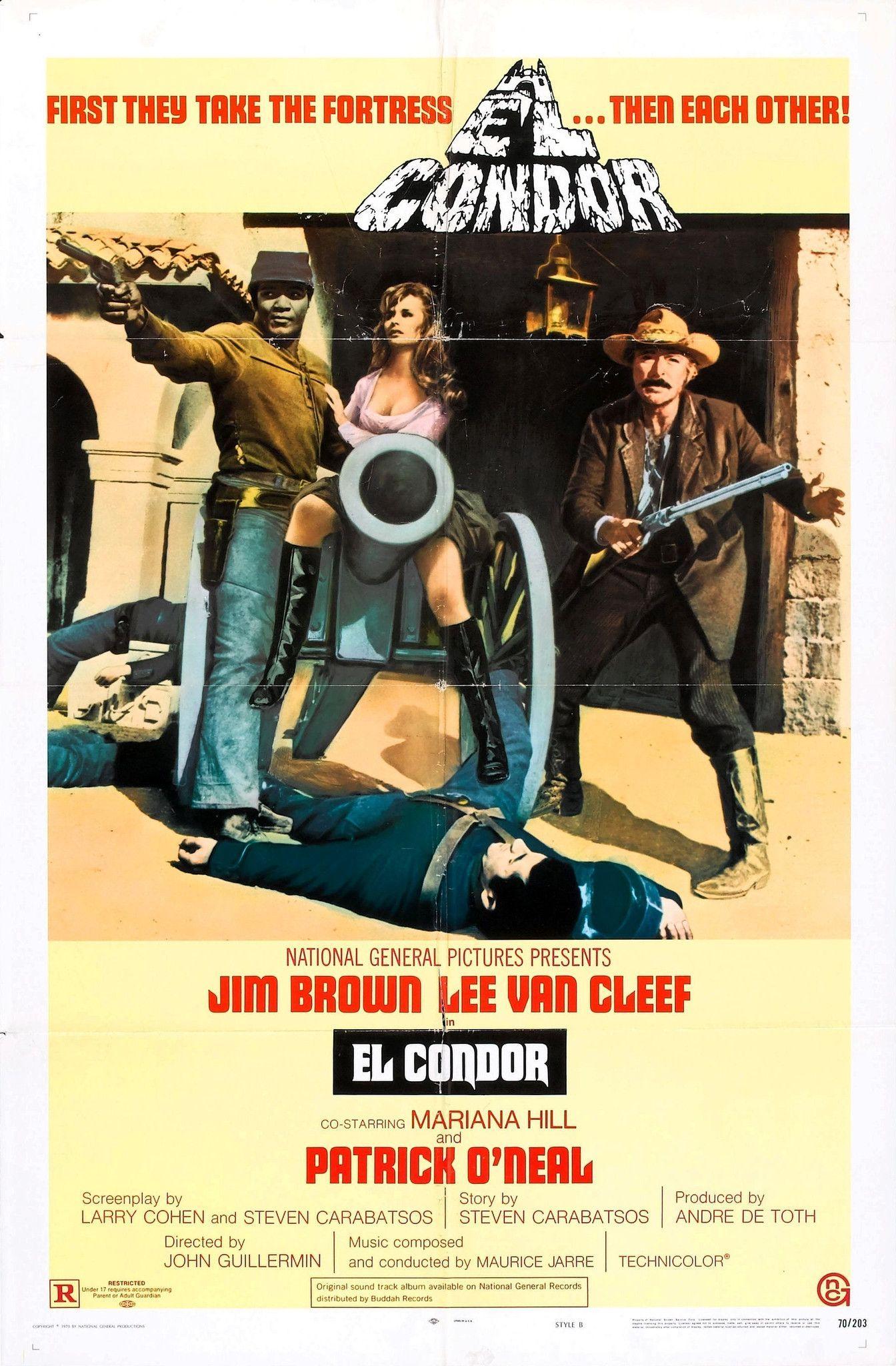 el condor 1970 full movie