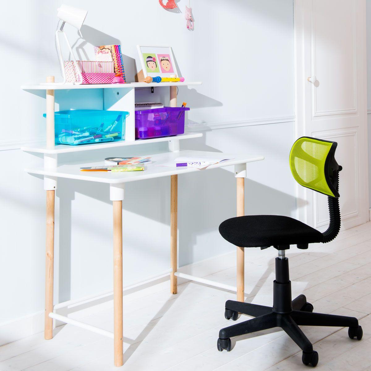 bureau izi tri oxybul pour enfant de 5 ans 12 ans. Black Bedroom Furniture Sets. Home Design Ideas