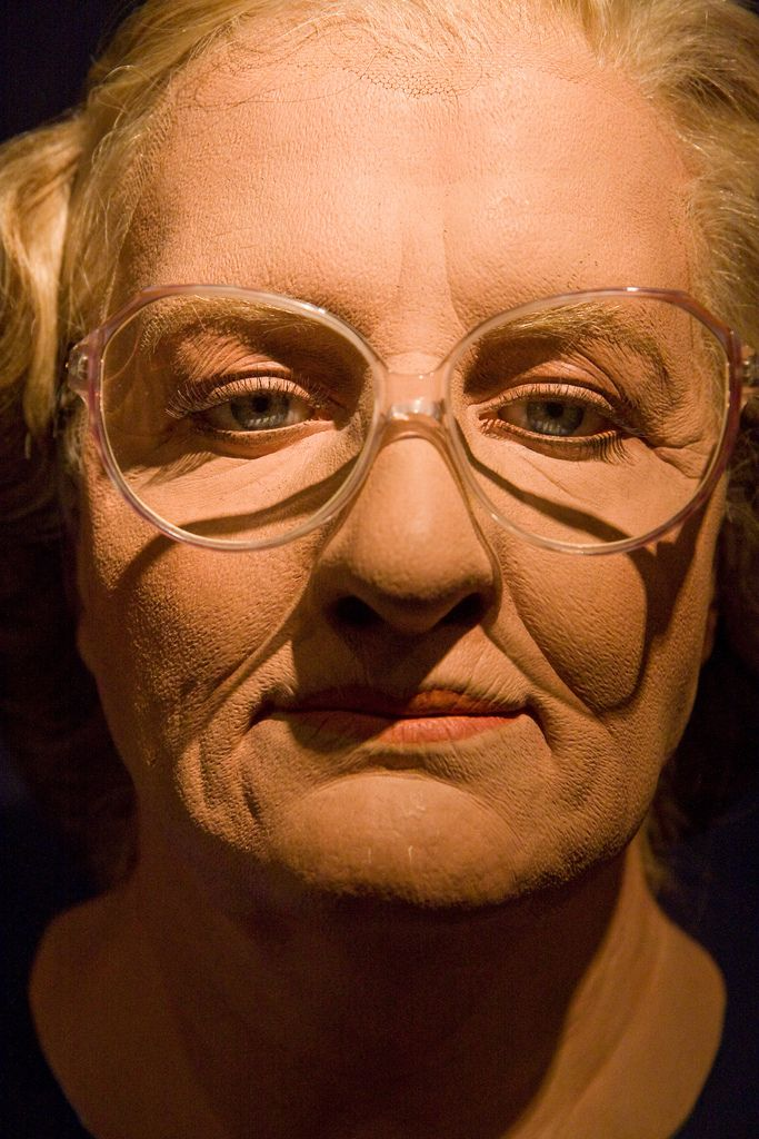 Mrs. Doubtfire makeup, Museum of the Moving Image Party