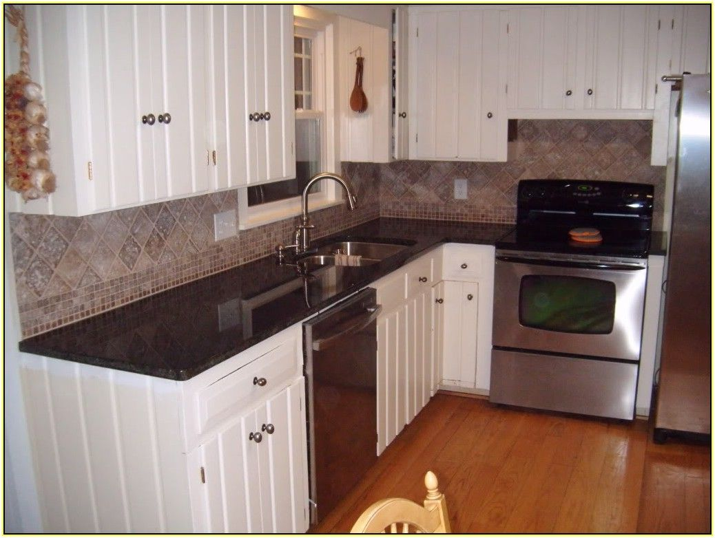 Backsplash Ideas For Kitchen White Cabinet Uba Tuba