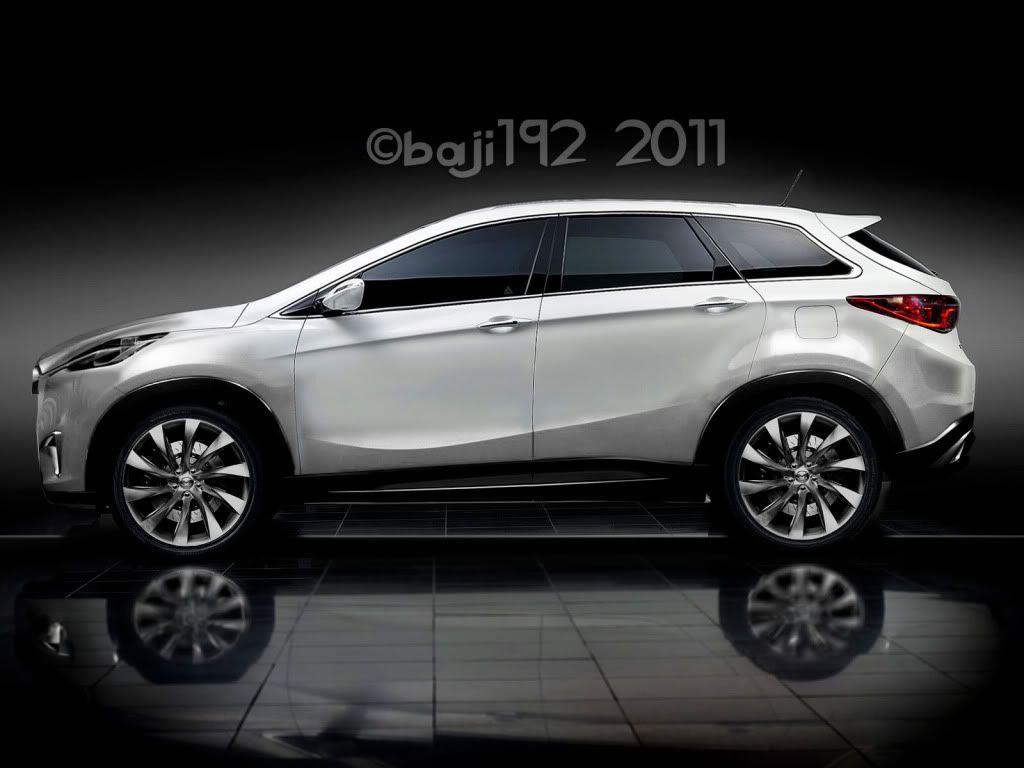2016 Mazda Cx9 Redesign 16 Photos Of The 2017 Cx 9