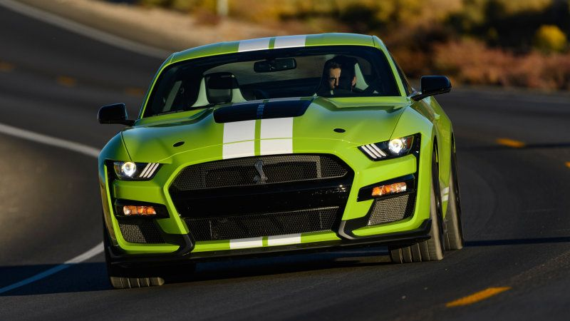 Ford Claims 2020 Mustang Shelby Gt500 Does 0 60 Mph In 3 3 Seconds Ford Mustang Shelby Gt500 Mustang Shelby Shelby Gt500