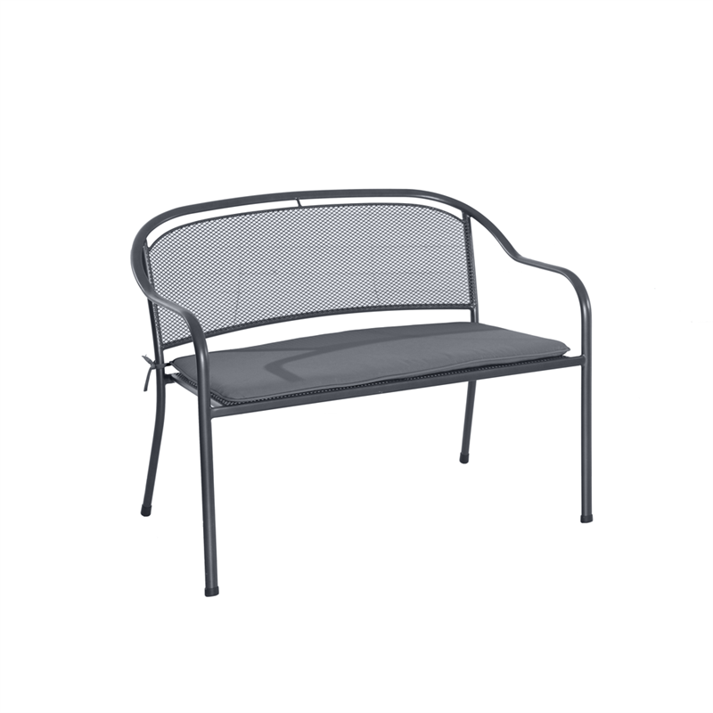 Fabulous Find Marquee Steel Mesh Bench At Bunnings Warehouse Visit Pabps2019 Chair Design Images Pabps2019Com
