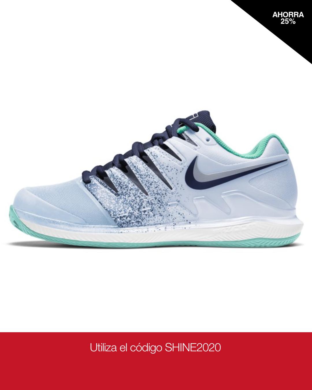 Nikecourt Air Zoom Vapor X Zapatillas De Tenis Para Tierra Batida Mujer Nike Es En 2020 Perfil Bajo Talones Batida