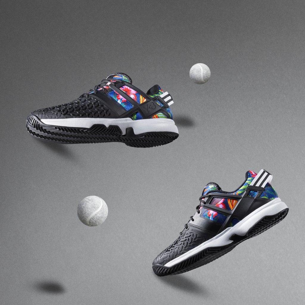 Y 3 et Adidas : une capsule dédiée à Roland Garros   Roland