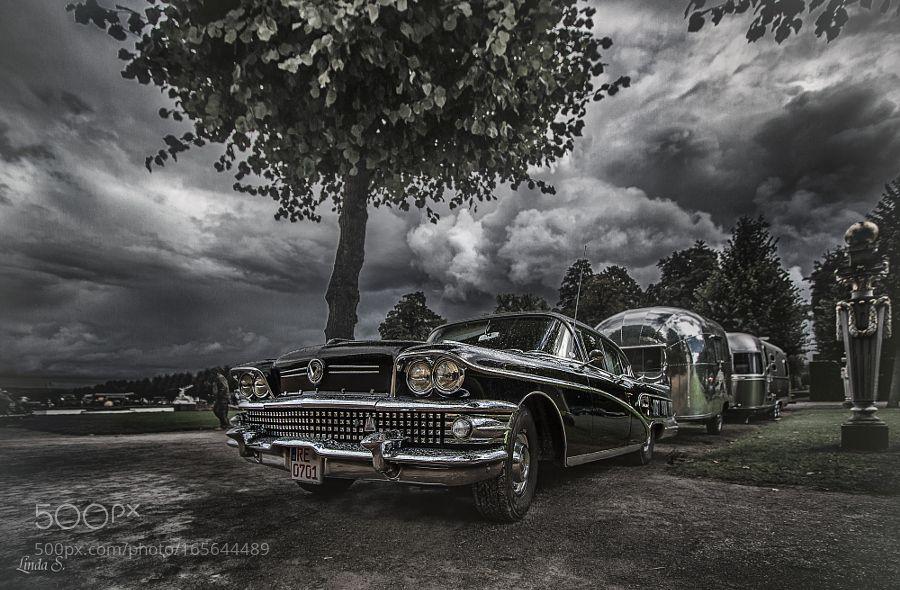 dark sky by lindastumpf