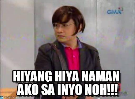 Funny Meme Jokes Tagalog : Hiyang hiya naman ako sa inyo pinoy memes & pinoy troll