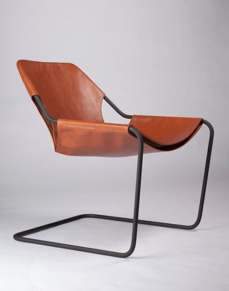 Paulistano Armchair In Leather En 2019 Chaise Fauteuil