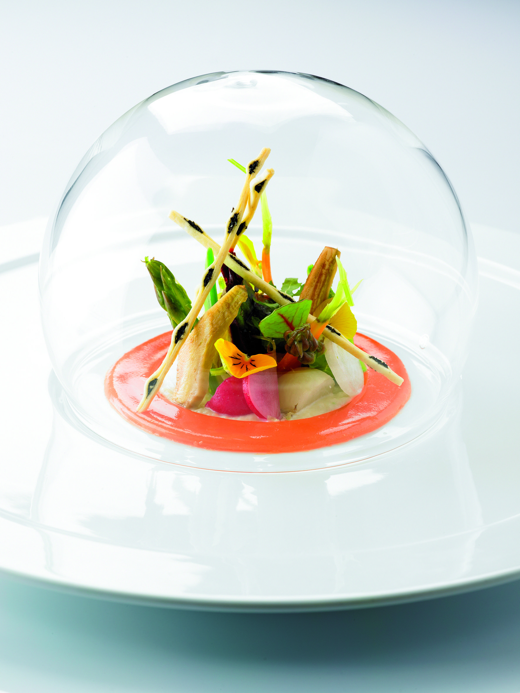 Le Pre Catelan Gastronomie Luxury Food Food And Drink Food Styling