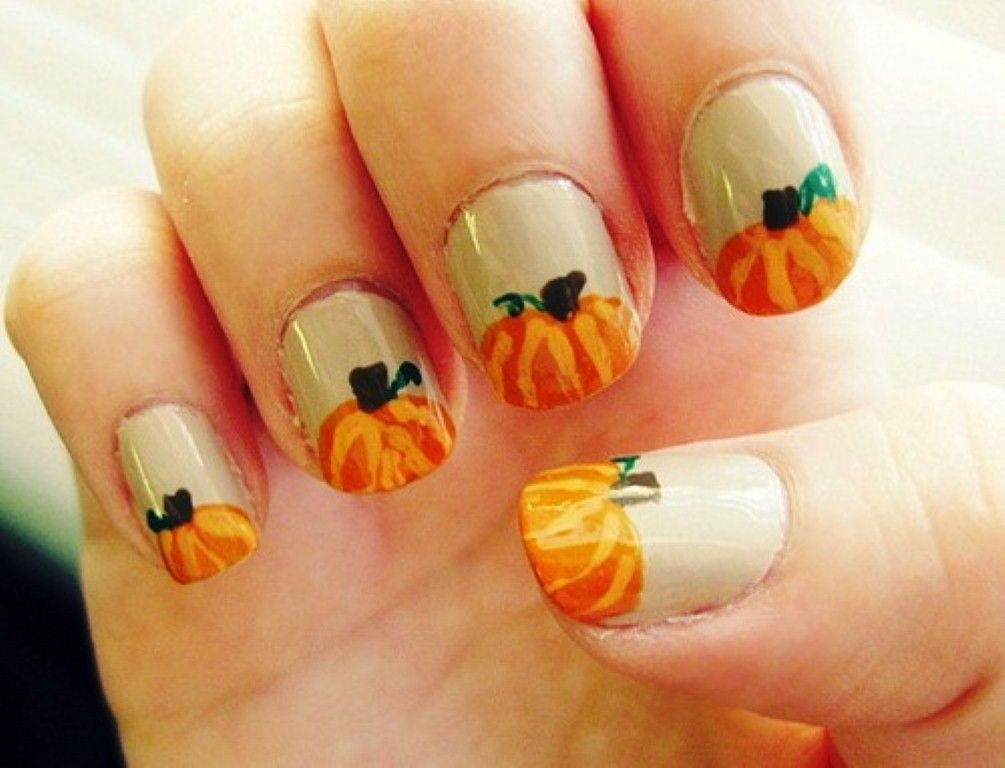 Fall Nail Designs 2014 Nail Art Pinterest Manicure