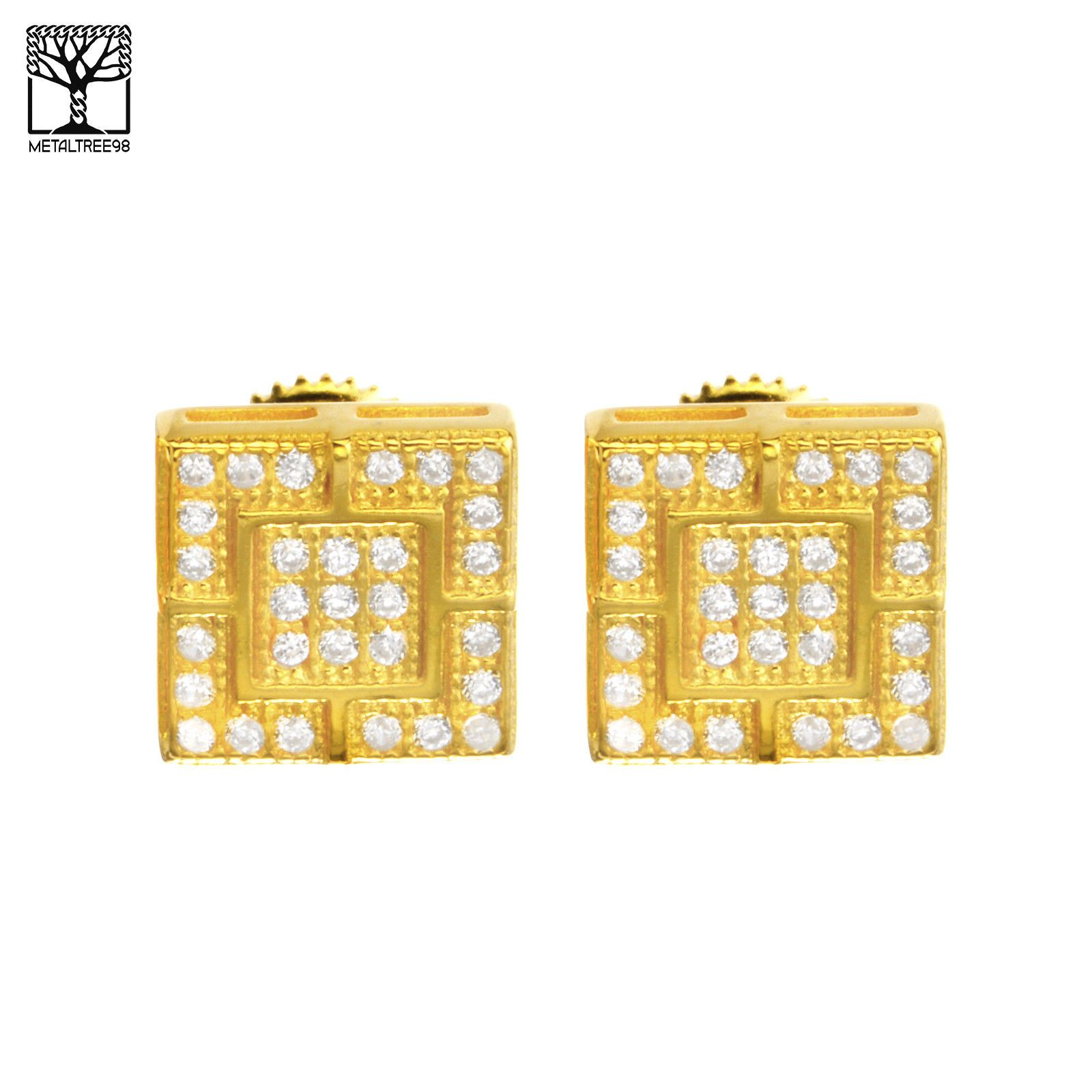 diamond gold webstore mens s square d number fashion h product samuel stud men white