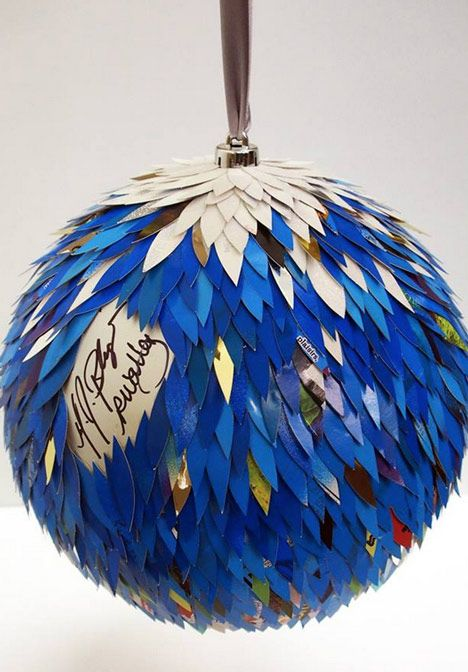 High Quality Zaha Hadid Among Celebrity Christmas Bauble Designers Part 12