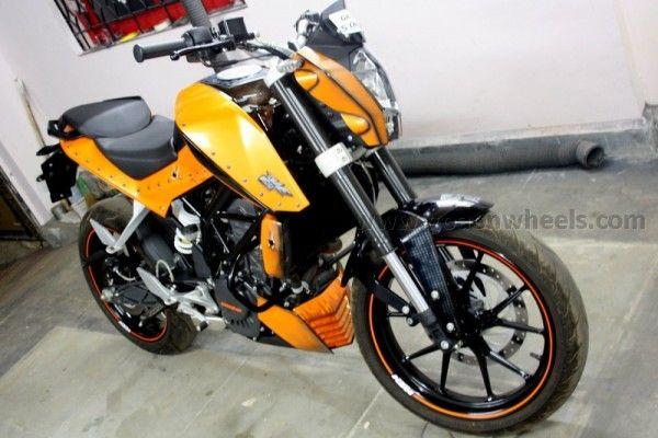 Ktm Duke 200 390 Recommended Modifications With Images Ktm