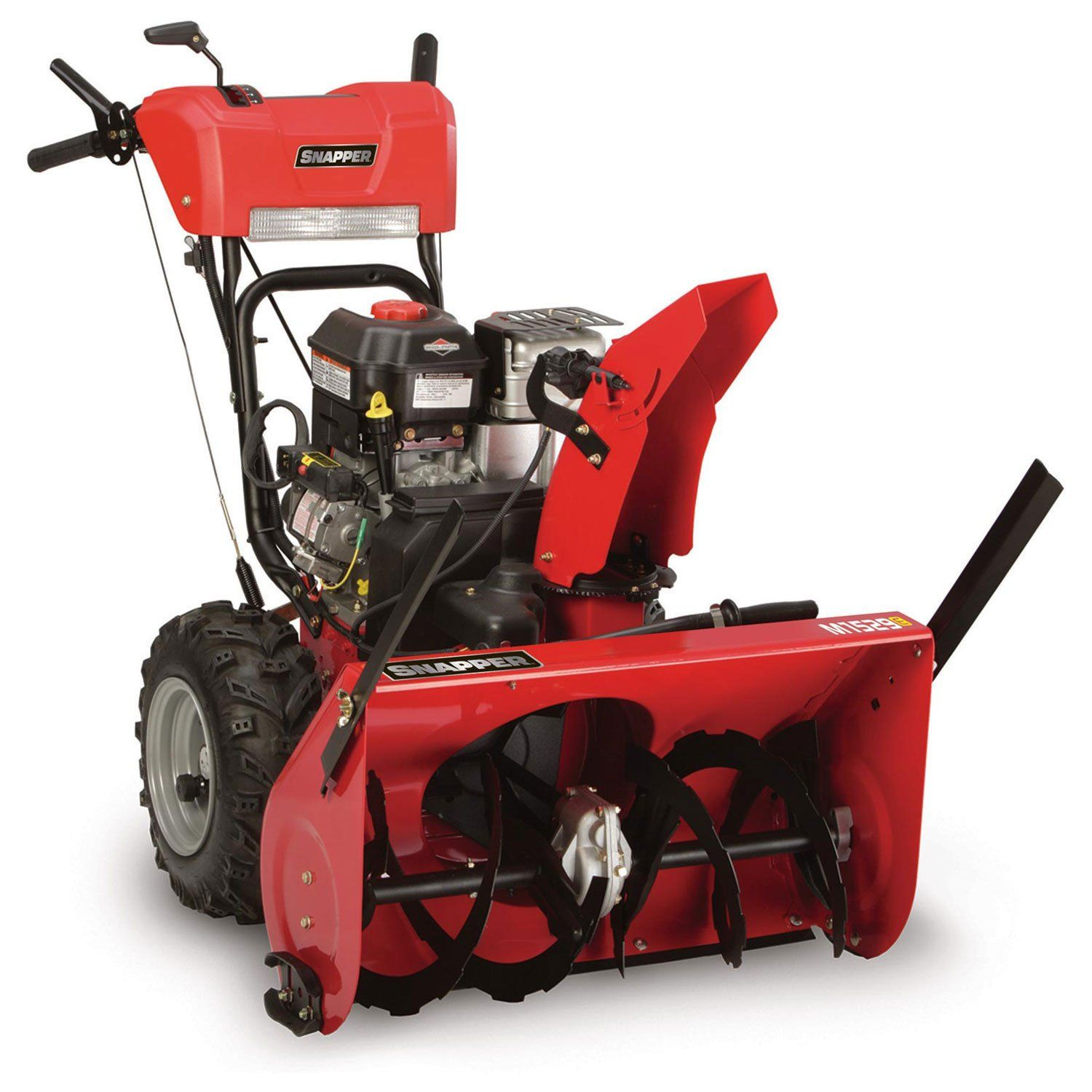 """Snapper 29"""" Dual Stage Snow Thrower, Red Awesome"""