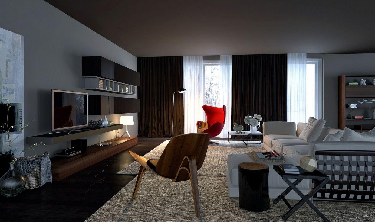 urban-living-room-design/Urban-Wohnzimmer-Design   WOHNZIMMER ...