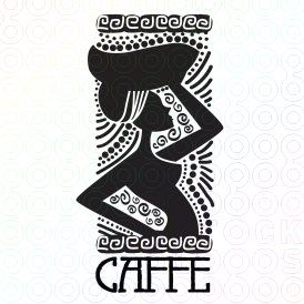 caffe fair trade gifts and marketplace logo