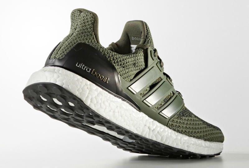adidas ultra boost 4.0 green