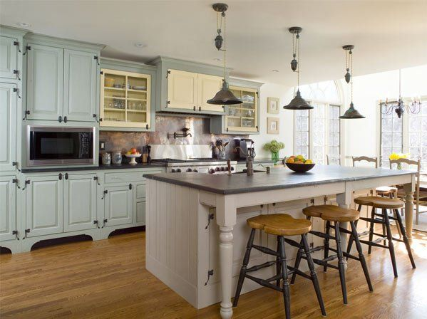 Marvelous Large Kitchen Island Designs   Google Search   Love This Island!