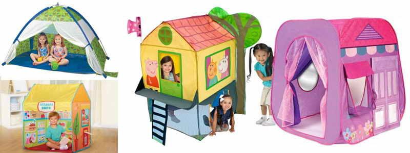 new concept 8e1ba 711bc Peppa Pig Treehouse Tent Review | Tent Reviews | Tent ...